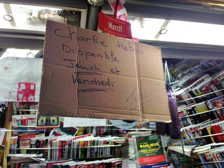В Турции запретили доступ к ресурсам с обложкой Charlie Hebdo