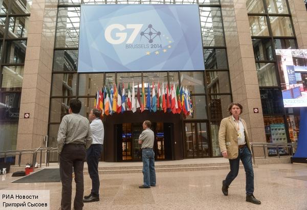 G7 не может договориться по вопросу антироссийских санкций