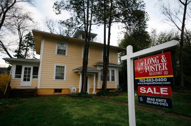 Продажи на рынке жилья США упали впервые с 2010 года