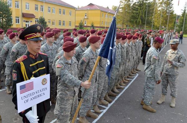 Украинский легион в руках НАТО как средство борьбы с Россией