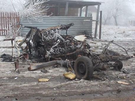 Танковый прорыв под Донецком: украинские войска стреляли во все подряд