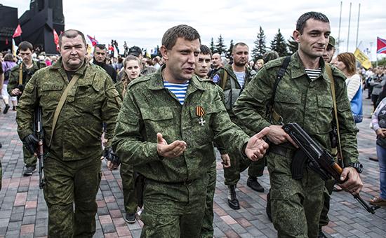 Захарченко: ДНР приглашает Порошенко в аэропорт Донецка на переговоры