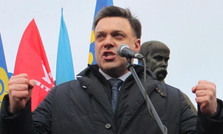 Тринадцать антихристов украинского фашизма - Олег Тягнибок
