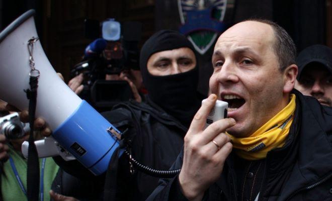 Тринадцать антихристов украинского фашизма — Андрей Парубий
