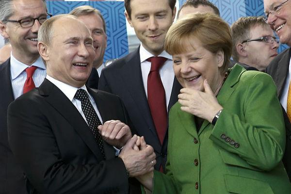 На следующих выборах в Германии победит Владимир Путин