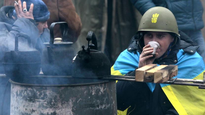 Коммунальная киевская революция