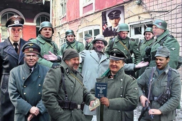 Тринадцать антихристов украинского фашизма — Игорь Коломойский