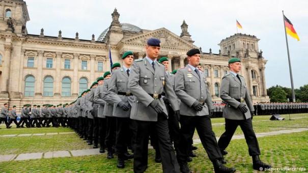 Обзор армий стран НАТО: Германия, часть 1/III