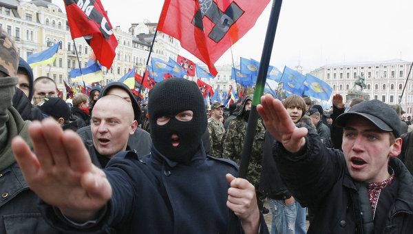 События на Украине через призму Великой Отечественной Войны