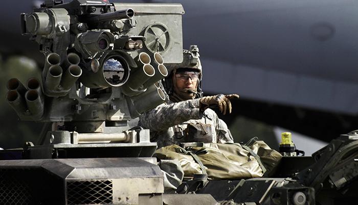 Тяжелые вооружения НАТО уже используются Украиной в Донбассе