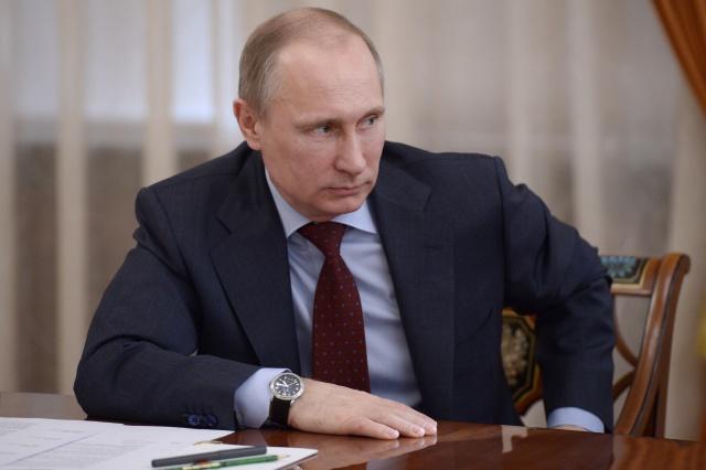 Владимир Путин предупредил о возможном шоке для мировой экономики