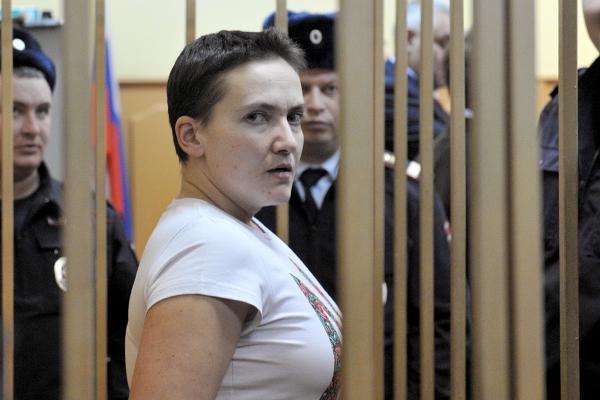 Несколько фактов про «лётчицу» Савченко