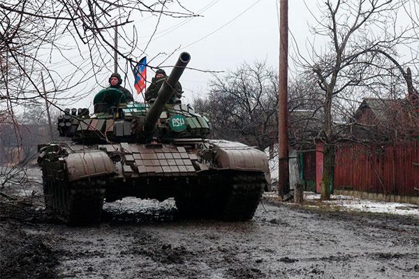 Горячие точки перемирия на Донбассе
