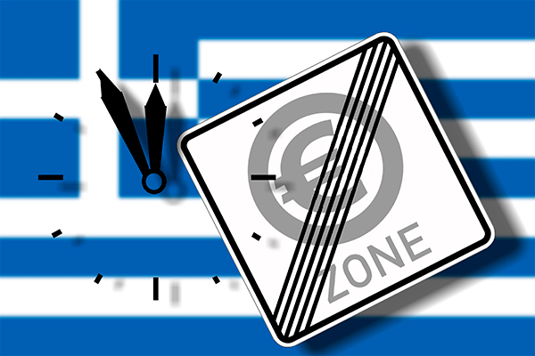 Германия позволит Греции выйти из еврозоны?