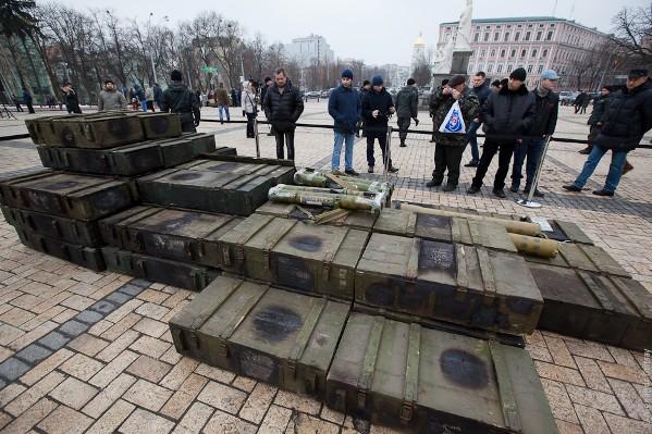 Неопровержимые доказательств присутствия ВС РФ на Украине