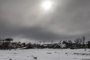 Хроники войны: Донецкий аэропорт