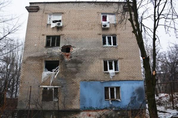 Донецк. Жизнь в осаждённом городе