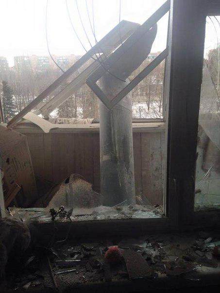 """Краматорск: Очередной """"странный"""" обстрел из РСЗО"""