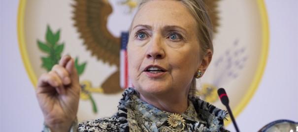 """Хиллари Клинтон: """"Европе нужно перестать сюсюкаться с русскими!"""""""