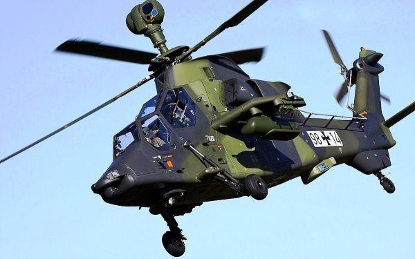 Ударный вертолет Tiger