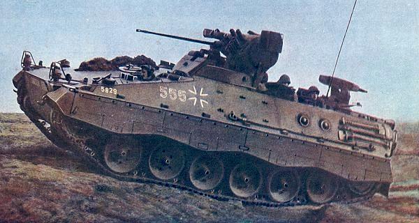 БМП Мардер-1А2