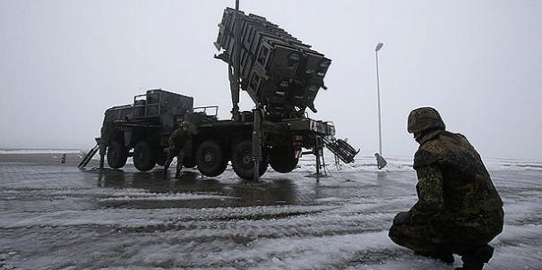 ЗРК Пэтриот ВВС ФРГ