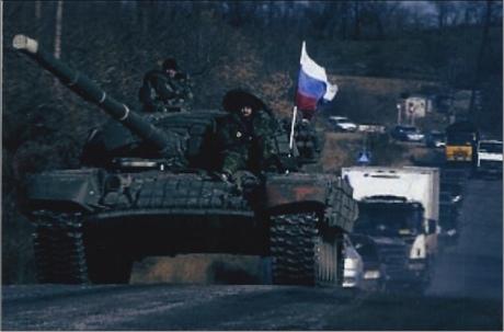 Украинские комбаты доказали в сенате вторжение российских войск фотографиями 2008 года