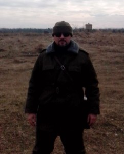 Записки украинского артиллериста: вашужмать!