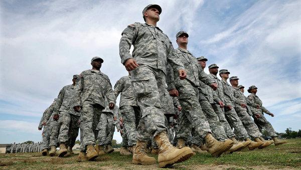 Армия США рекомендует солдатам не открывать дверь посторонним