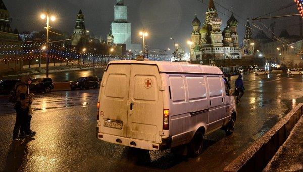 По делу об убийстве Немцова задержаны двое подозреваемых