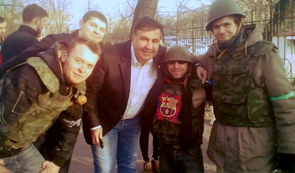 С Украинскими патриотами