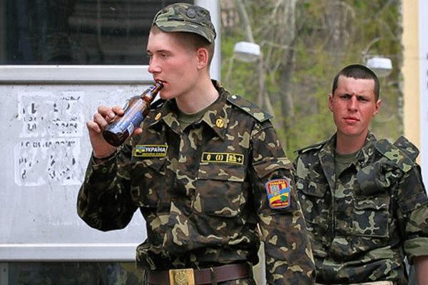Армия с душком