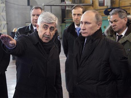 О том, что производство ПАК ДА «отдадут» Казани, в разное время говорили и Владимир Путин, и Михаил Погосян