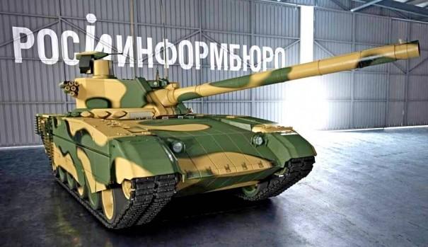 Семь новых видов военной техники, которые покажут на Параде Победы