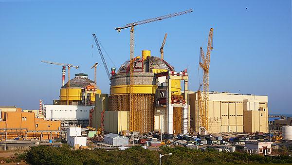 Атомная электростанция Куданкулам