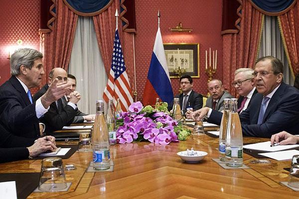 В Лозанне прошло пленарное заседание «шестерки» по иранской ядерной программе, 29 марта 2015 г.