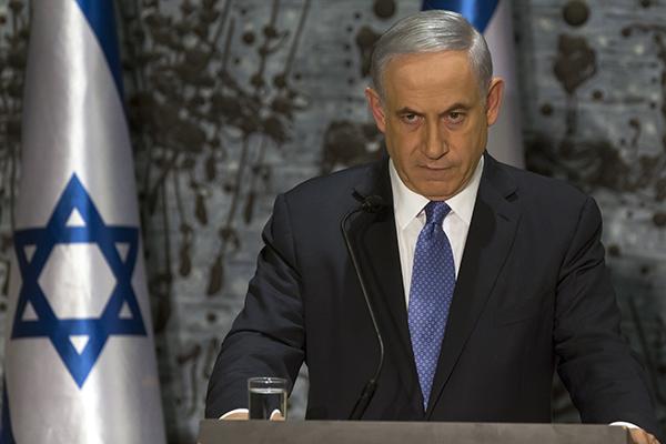 Премьер Израиля Биньямин Нетаньяху.