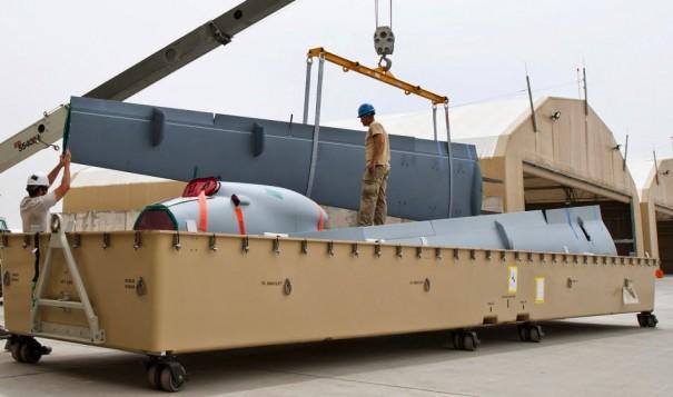 Пять новых беспилотных систем MQ-9 Reaper Королевских ВВС начали применяться в Афганистане