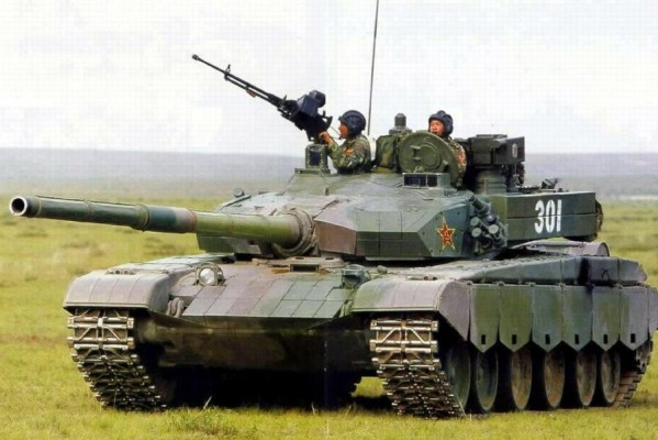 Type 99 (ZTZ-99)