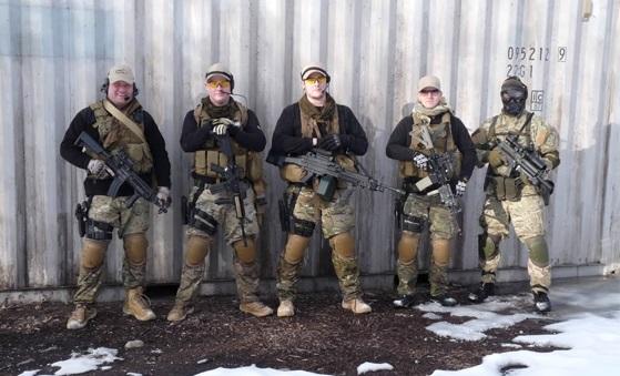 Потери иностранных легионов и наемников НАТО на Донбассе