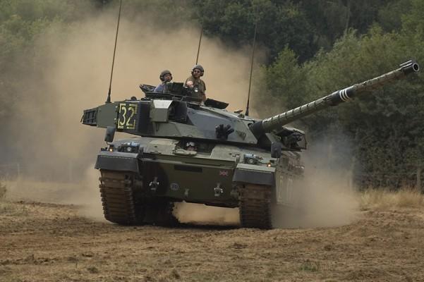 Основной боевой танк Challenger II