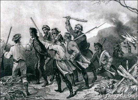 Восстание виски в Пенсильвании, 1794 год