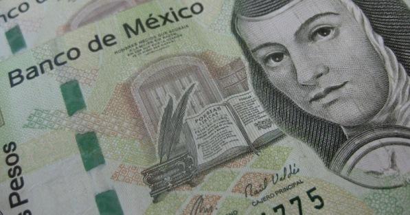 Мексиканский песо упал к доллару до рекордного минимума