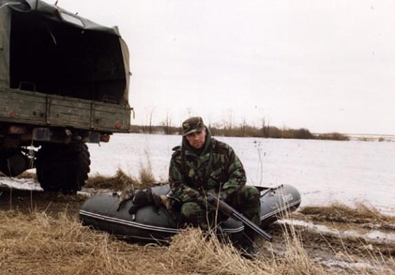 Алексей Шерстобитов. Фотография из личного архива Алексея Шерстобитова.