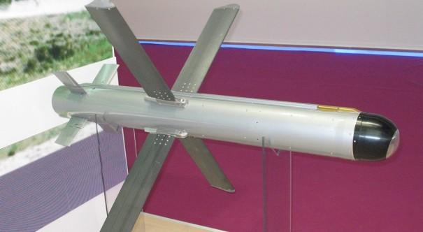 Ракета Spike NLOS