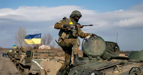 Киев отказался полностью отвести вооружения из Донбасса