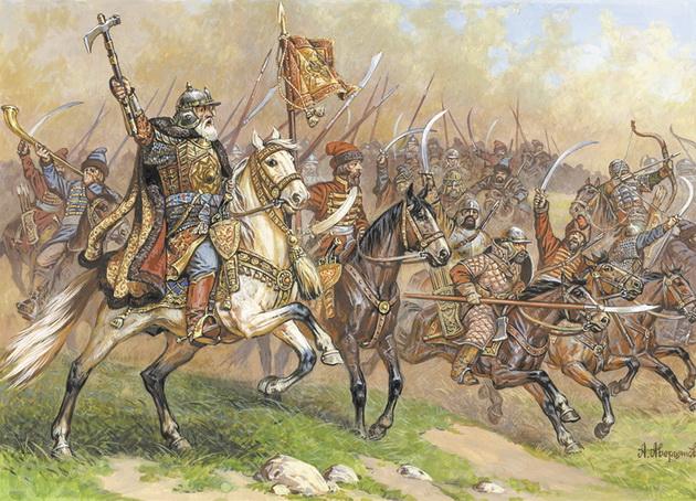 «Русская поместная конница»