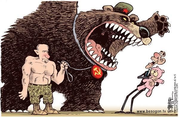 США проигрывают «пропагандистскую войну» России, Китаю и даже Исламскому государству