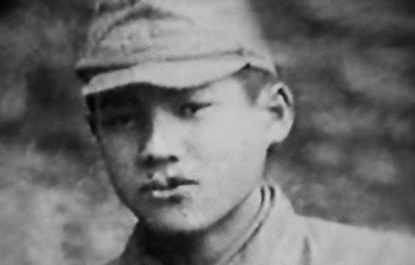 Старший лейтенант японской императорской армии Еситеру Накагава