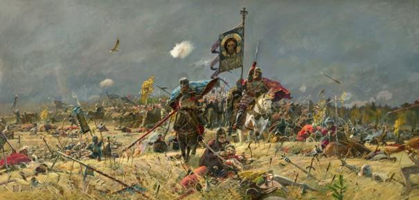 Русские атакуют